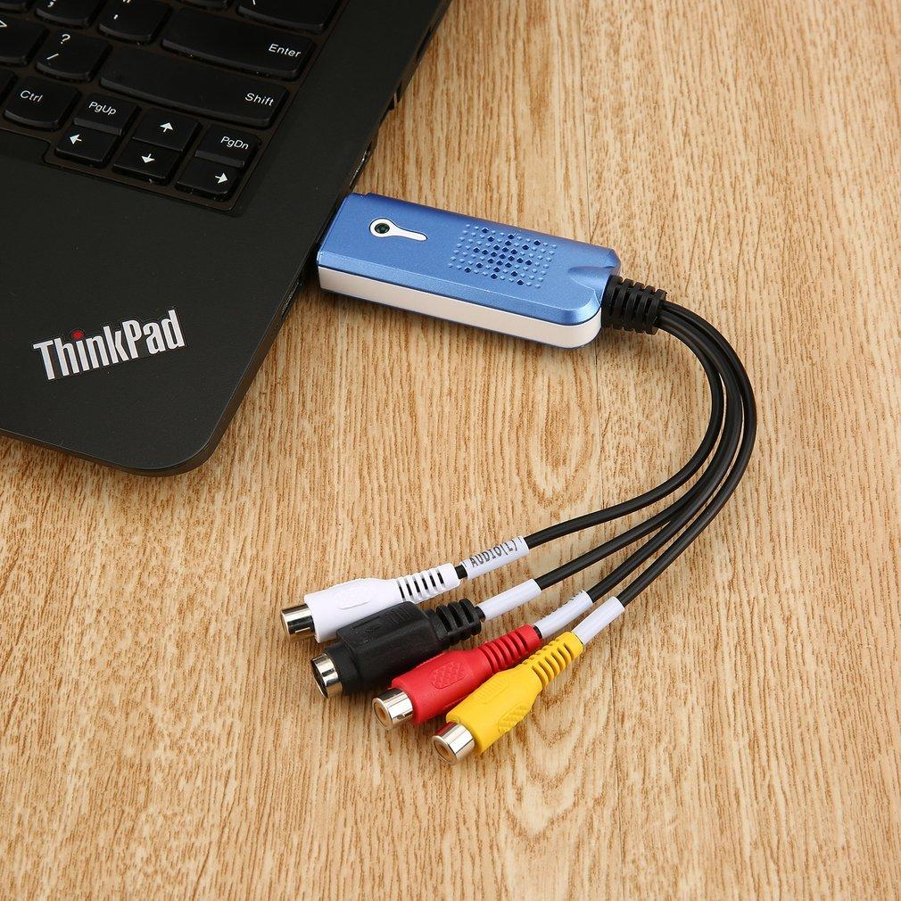 Tv Tuner For Pc Sale Computer Tuners Prices Brands Specs To The Cable Line Ready Tvs Or Through An Adapter Box Set Top Portable Usb 20 Easycap Video Audio Capture Card Vhs Dc60 Dvd Converter Composite Rca Blue