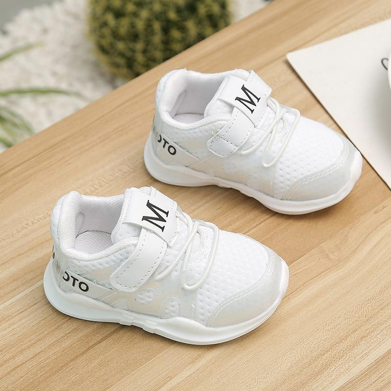 2cd124bd3051 Spring And Autumn Children Sports Shoes Sneakers Rubber shoes boy men Shoes  girl women Shoes Baby
