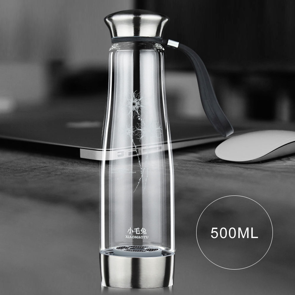 Household Appliances Portable For Hydrogen Rich Water Maker Ionizer Generator Water Bottle Cup Usb Healthy Smart Cup
