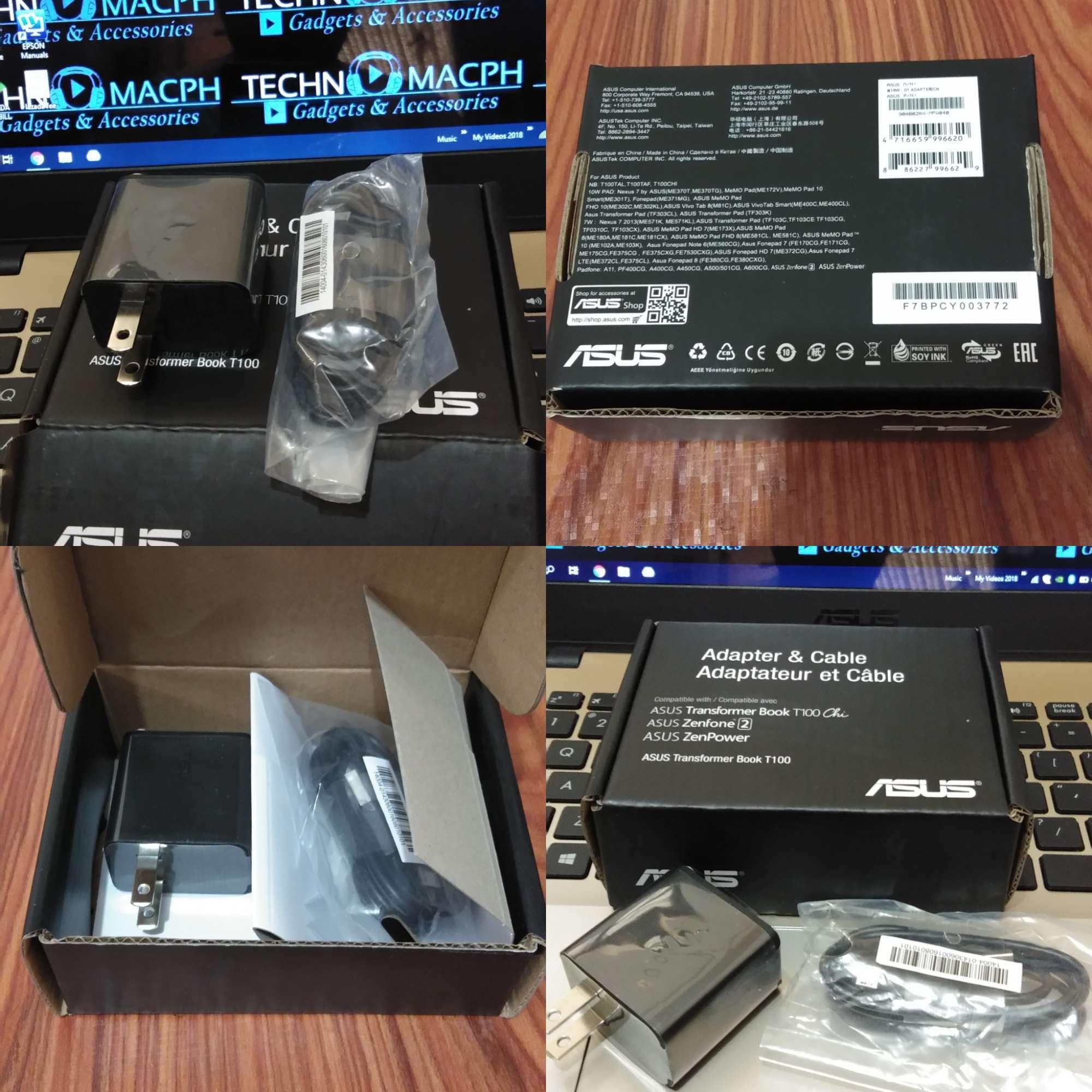 Original Asus zenfone Fast Charger 2 0Amp