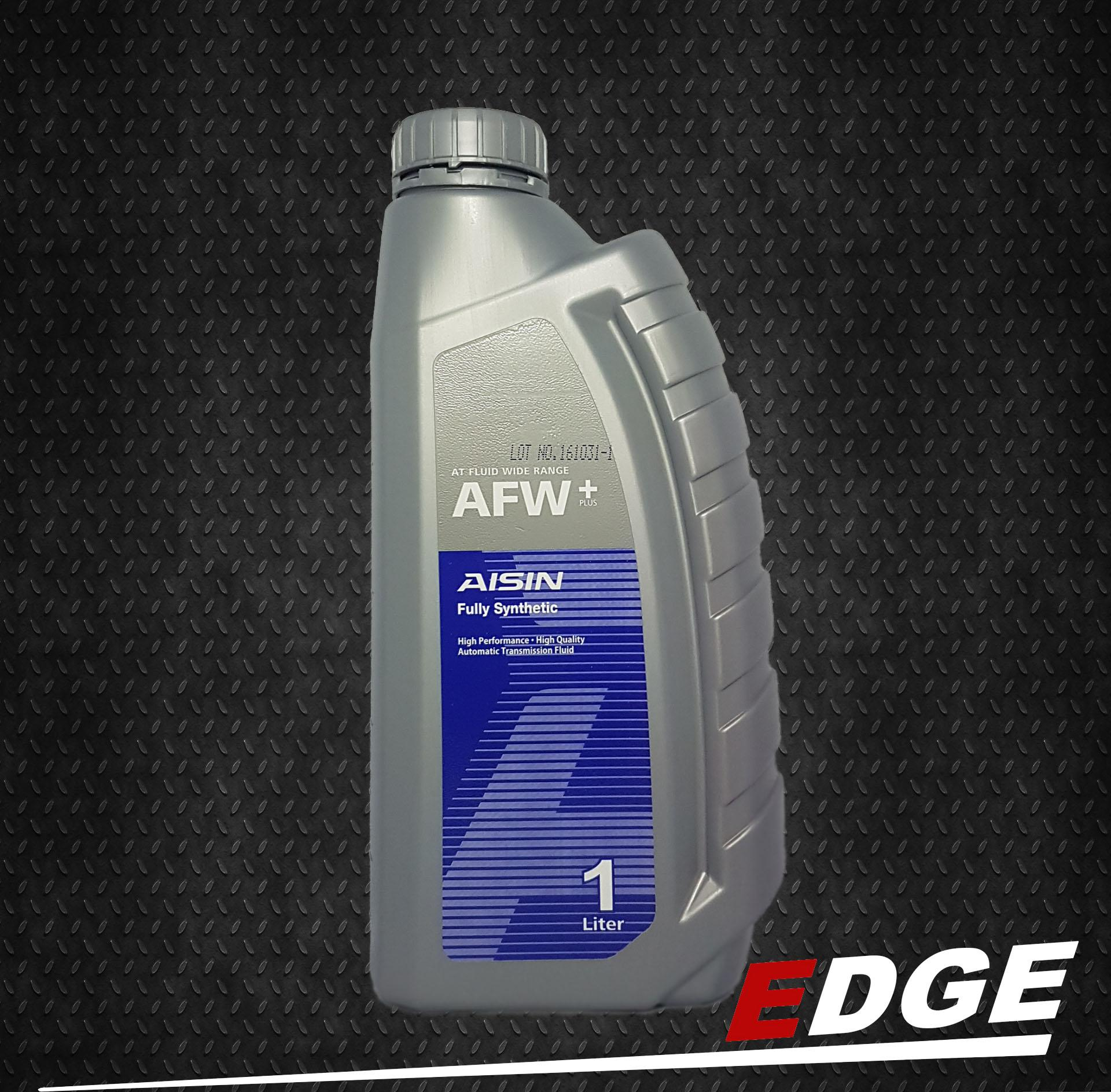 (ATF - ASIN - 1L) AISIN Fully Synthetic AT Fluid Wide Range AFW+ Automatic