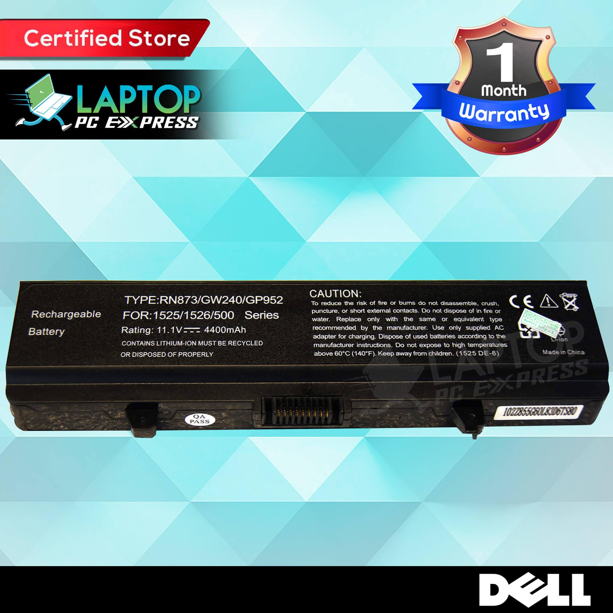 Laptop Battery for Dell Inspiron 1525 1526 1545 X284G RU583 0GW240 1440  1545 1546 RN873 K450N X284G