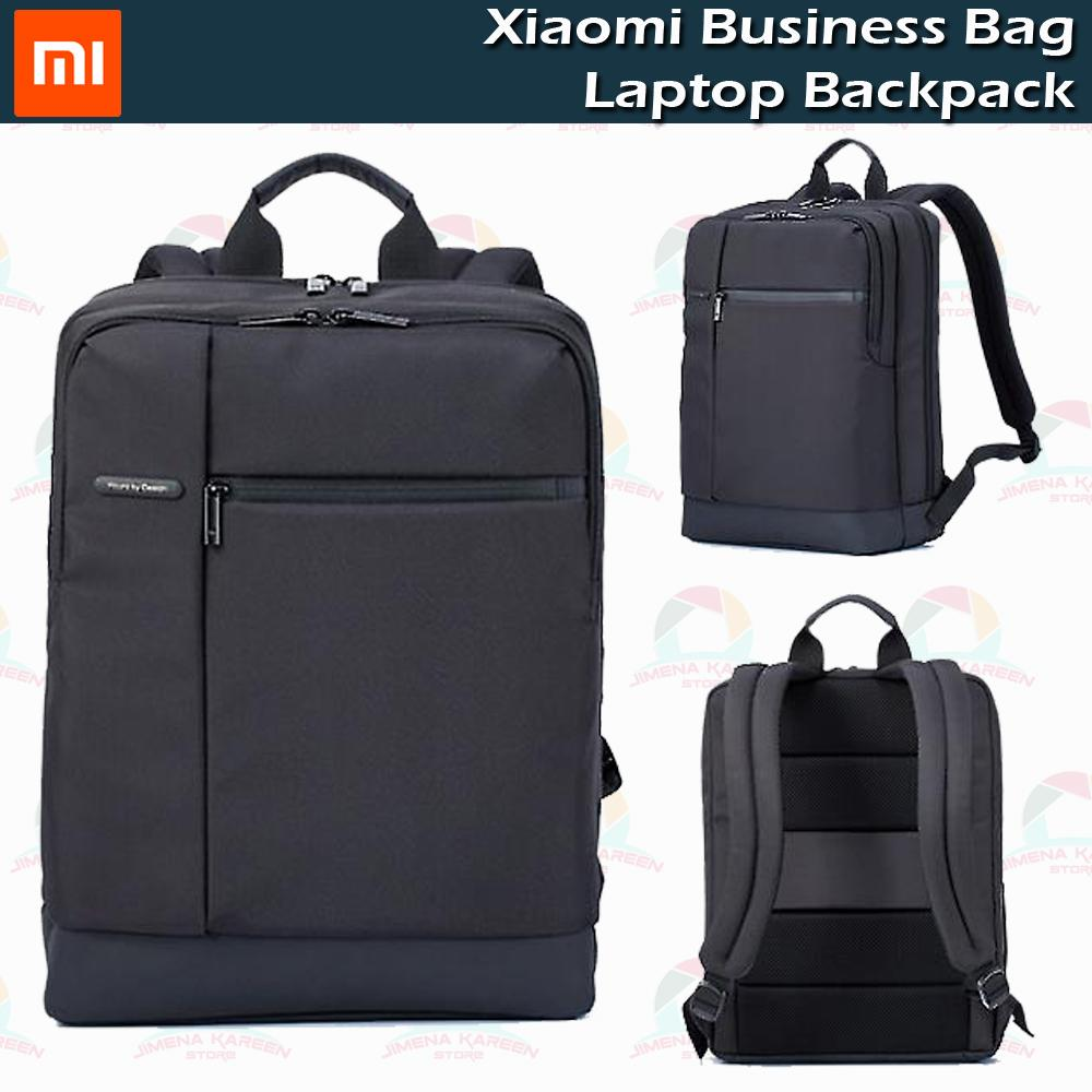 006352f9b673 Authentic Xiaomi Classic Business Mi Backpack Bag Large Capacity Students Business  Bags Suitable for 15inch Laptop