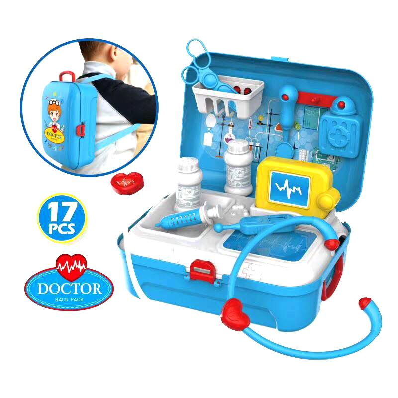 Bowa Pet Kitchen Tools Doctor Shop Backpack Playset Toy By Mc 168 Shop.
