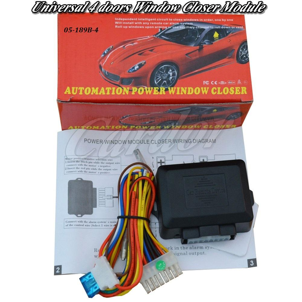 Car Alarm For Sale Lock System Online Brands Prices Sc Wiring Diagrams Module Automation Power Window Closer Universal