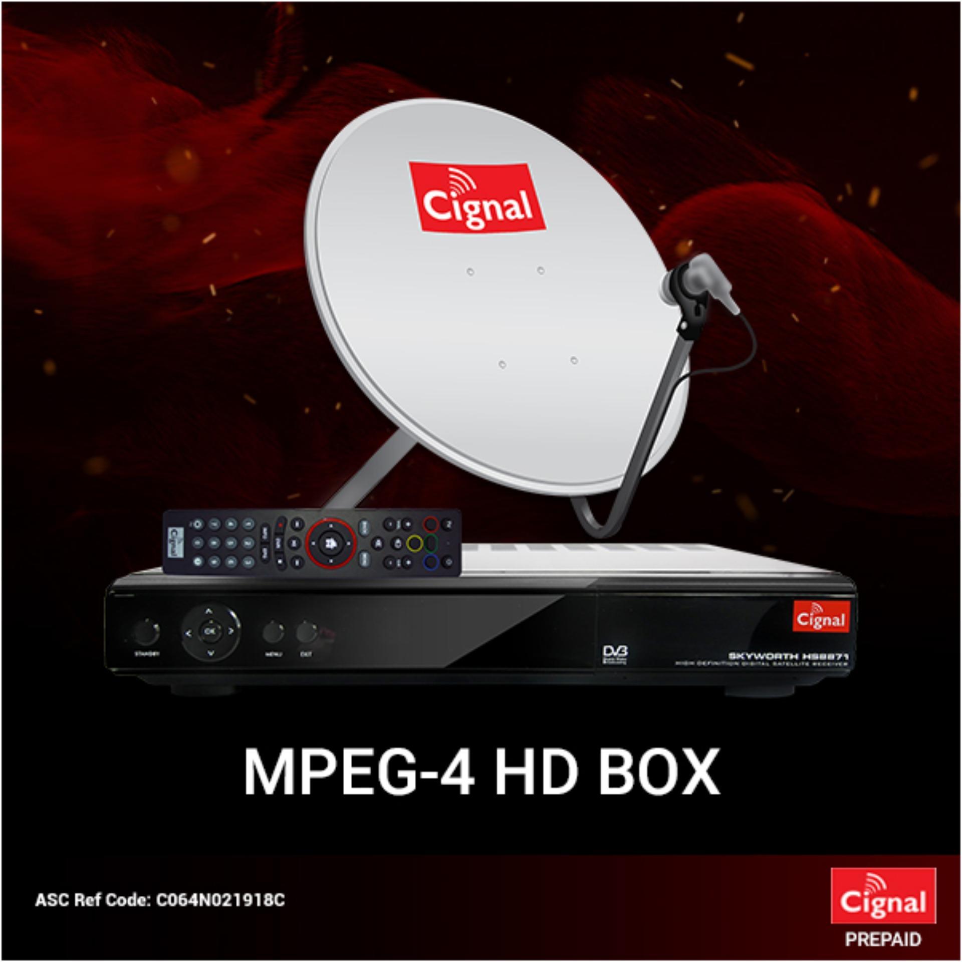 Cignal HD Prepaid Kit