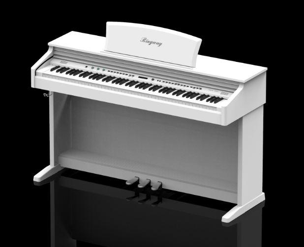 Ringway TG8876 Digital Piano (Satin Rosewood) 88keys