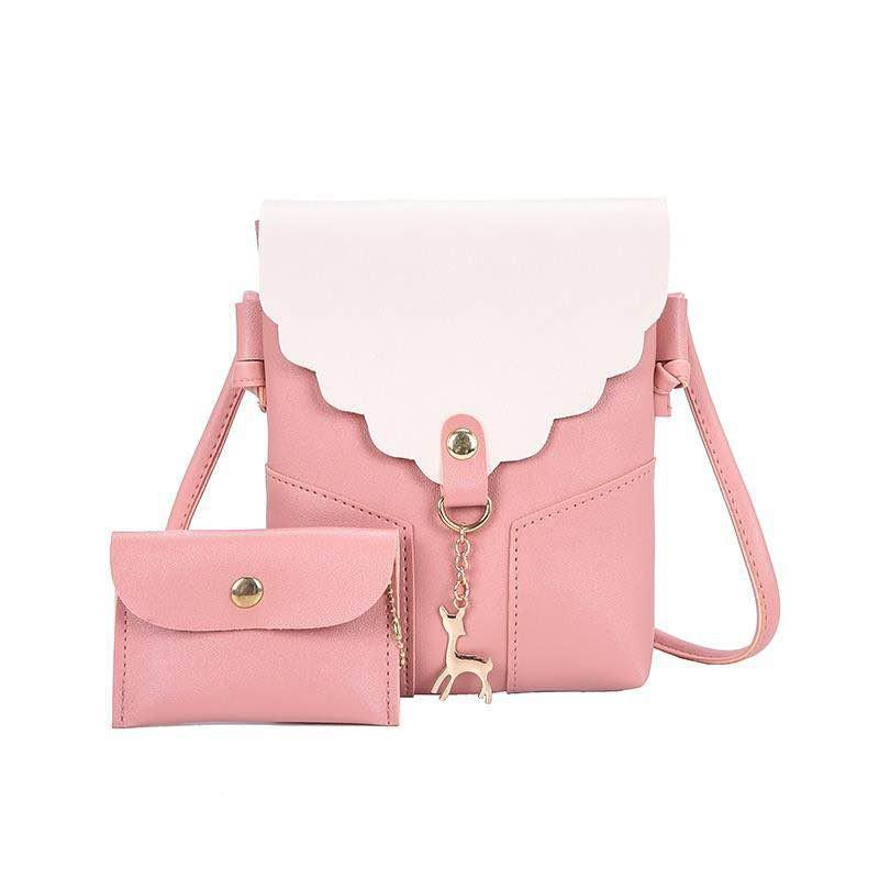 UISN Mini Korean Deer Shell Bag Sling bag #413