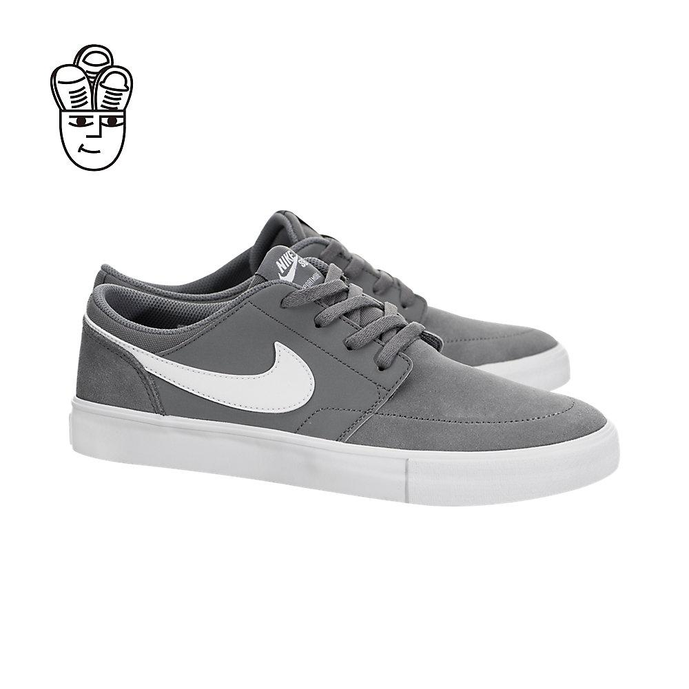 low priced 7c196 30098 Product details of Nike SB Portmore II Skateboard Shoes Big Kids 905208-003  -SH