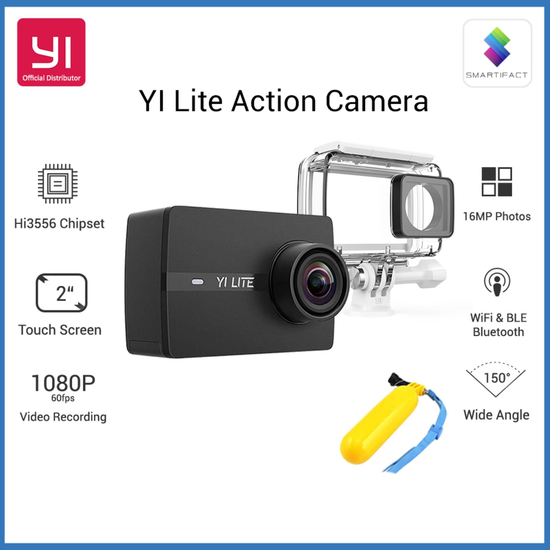 Buy Sell Cheapest Yi 4k Sports Best Quality Product Deals Action Camera Sport Kamera Xiaomi Basic Edition International Case Waterproof Original Lite Black 16mp Real With Built In Wifi 2