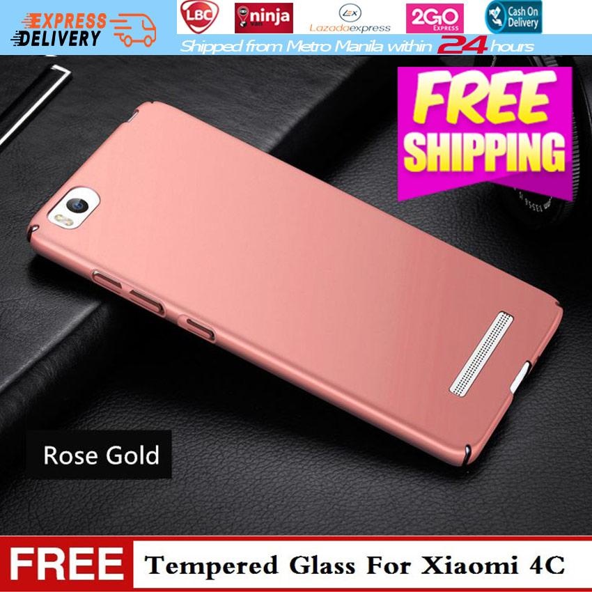 【Free Tempered Glass】 Xiaomi Mi 4C / Mi 4i case Xiaomi Mi 4C Matte