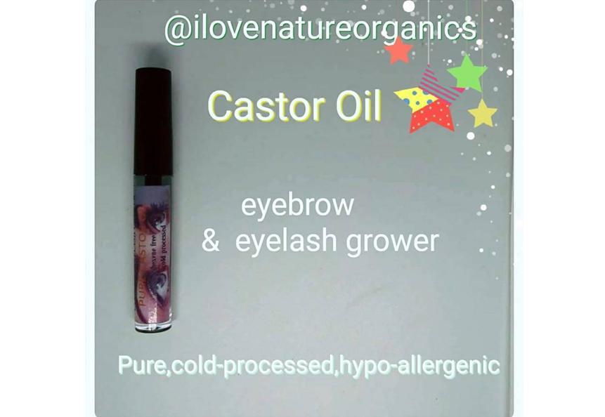 Castor Oil (eyelash & eyebrow Grower) Philippines