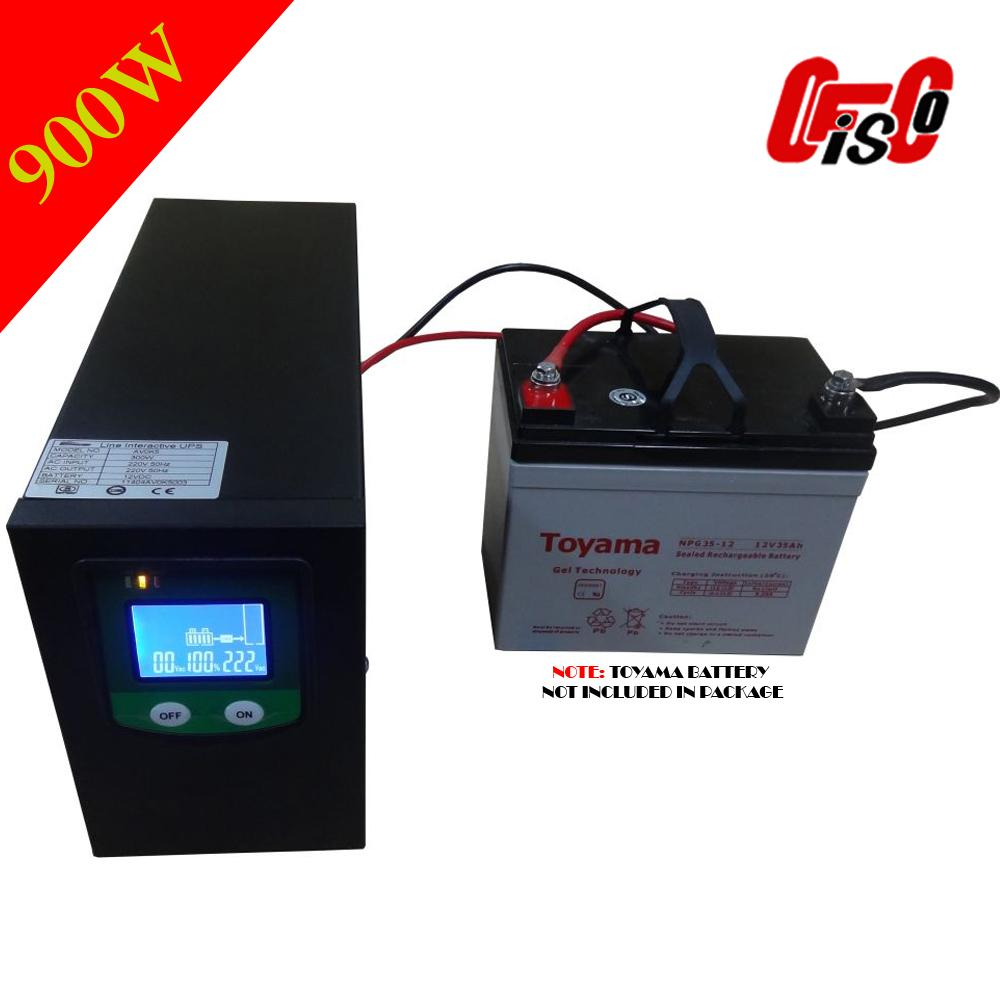 Electric Circuit For Sale Circuitry Prices Brands Review In 24 Volt Dc Battery Wiring Ofisco 900w 24v Low Frequency Ups Power Inverter Lcd Display An0k9 Whs