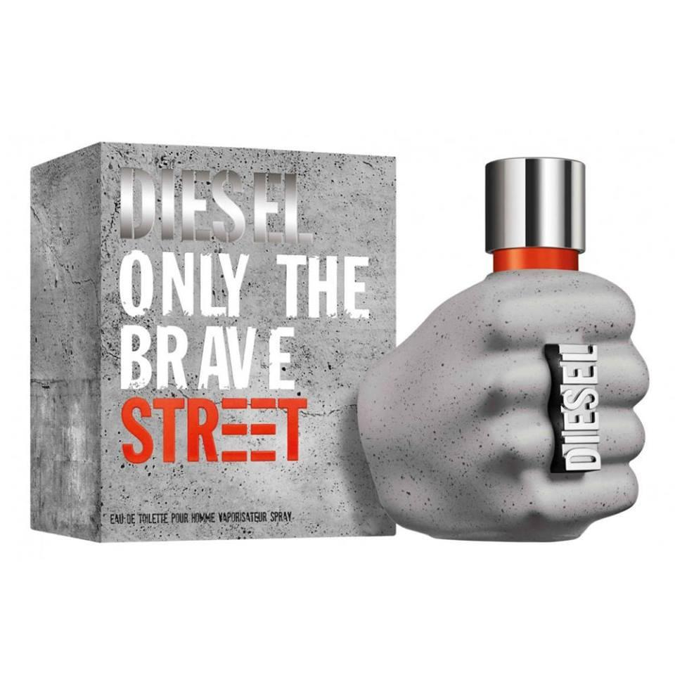 b32ce259df Diesel Only The Brave Street Eau De Toillete for Men 125ml