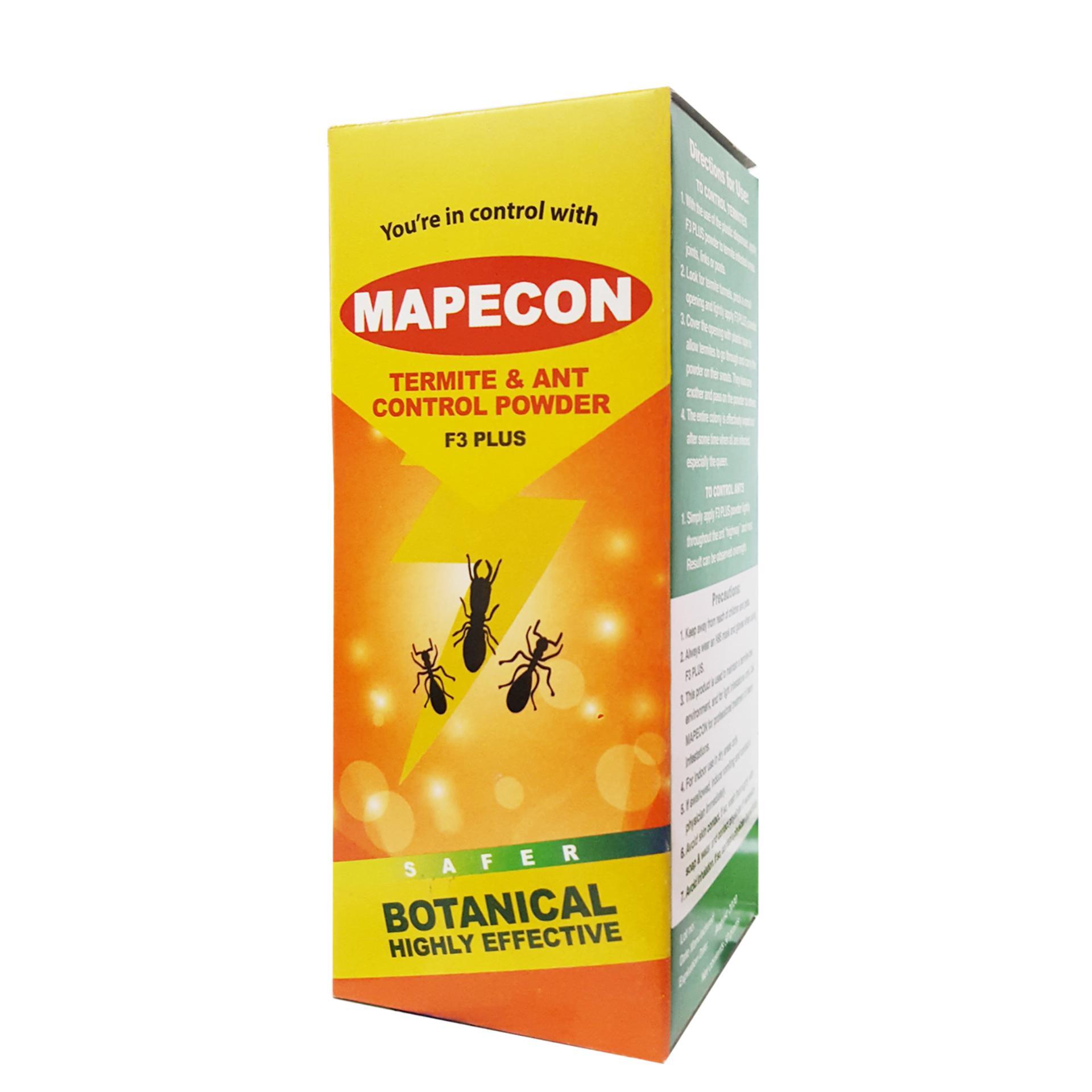 Mapecon F3plus Termite Powder, 50 Gms By Mapecon.