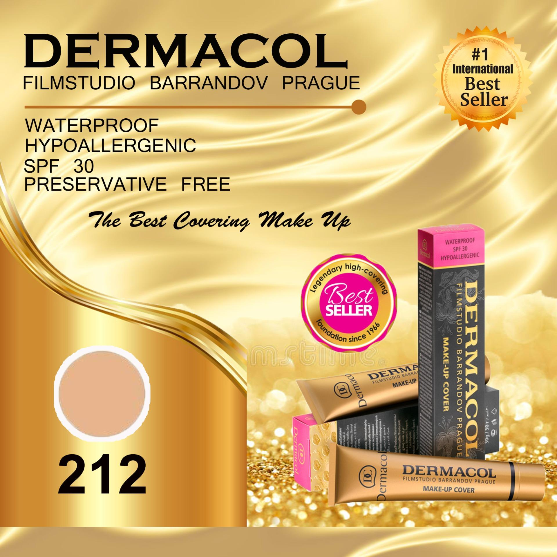Dermacol Make-up Cover Foundation No.212 Philippines