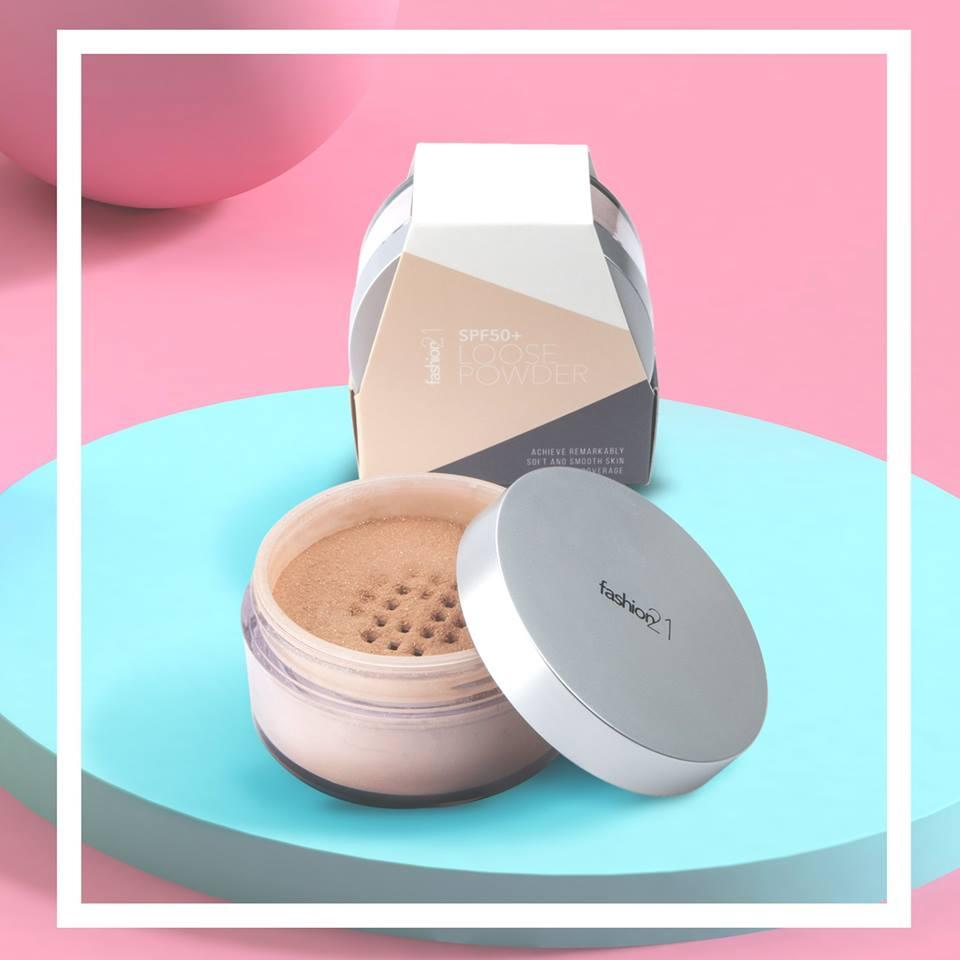 Fashion21 Loose Powder Philippines