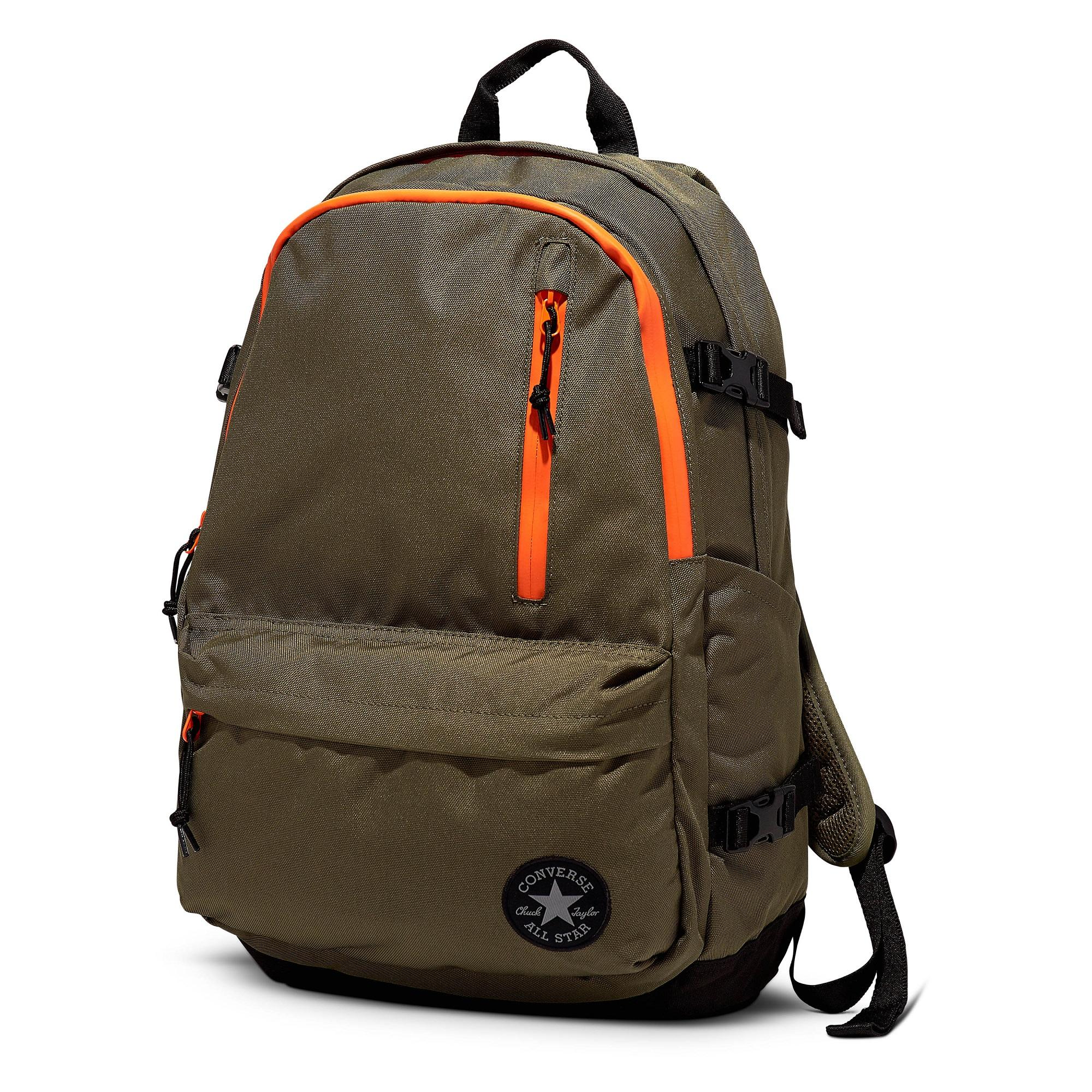 1406e628680e CONVERSE STRAIGHT EDGE BACKPACK - FIELD SURPLUS BOLD MANDARIN BL - 954838 -  10007784