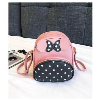 UISN MALL korean leather shoulder bag sling bag #042