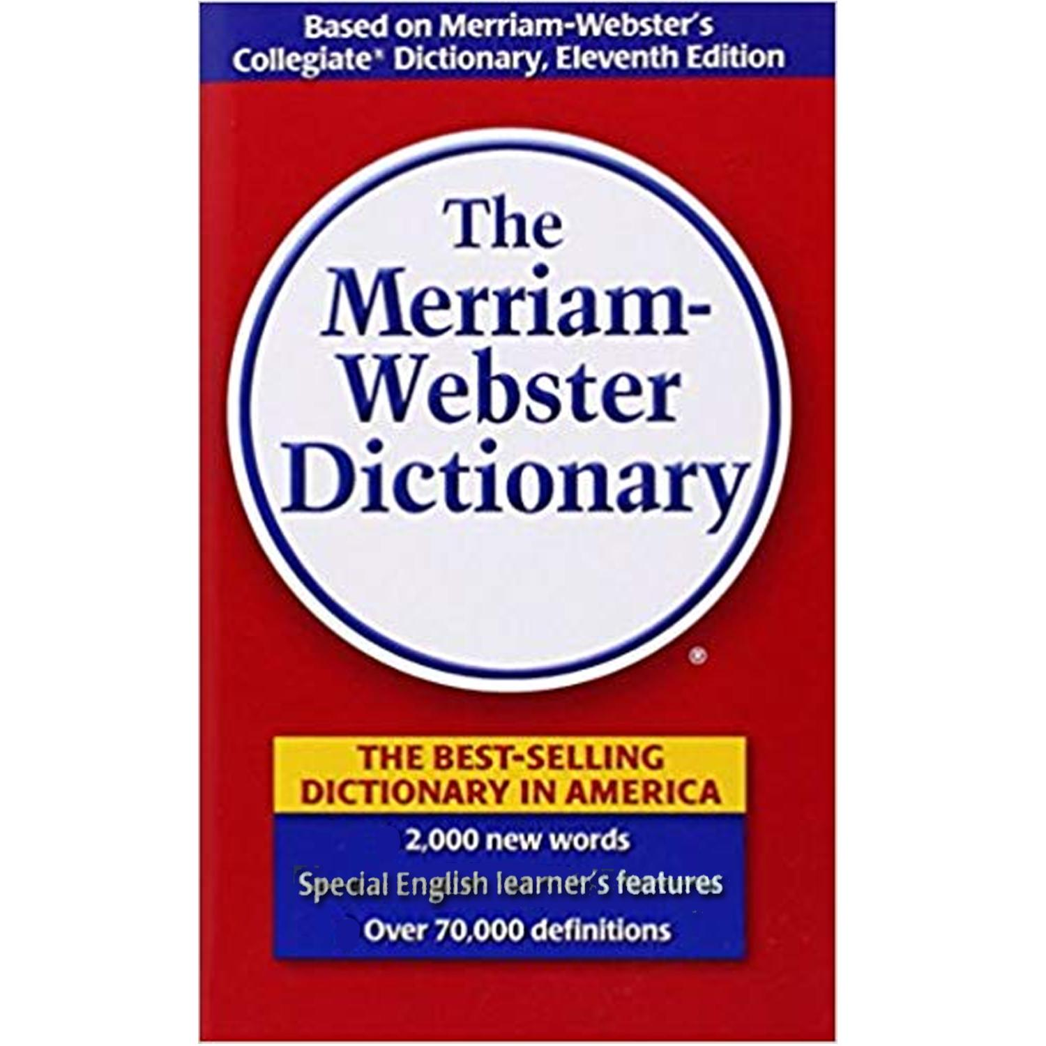 The Merriam-Webster Dictionary English Learner's Features