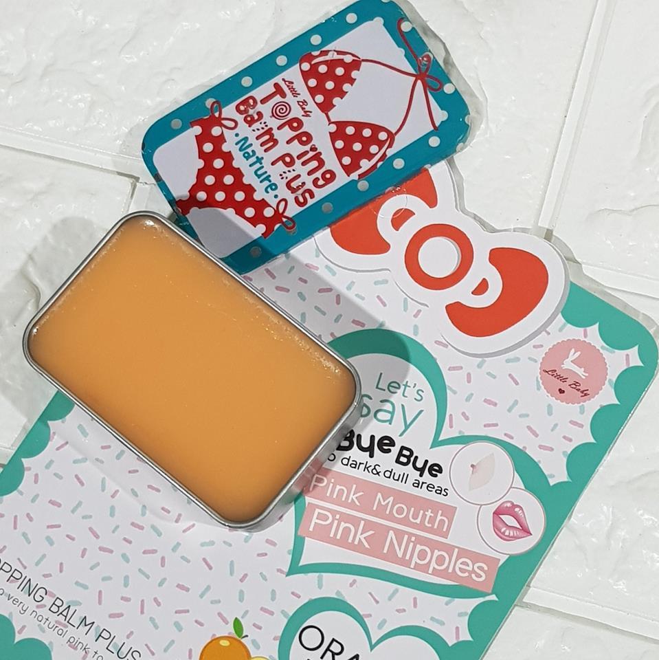 Little Baby Topping Balm Plus Original Daftar Harga Terlengkap Toping Bpom Pretty White 35g