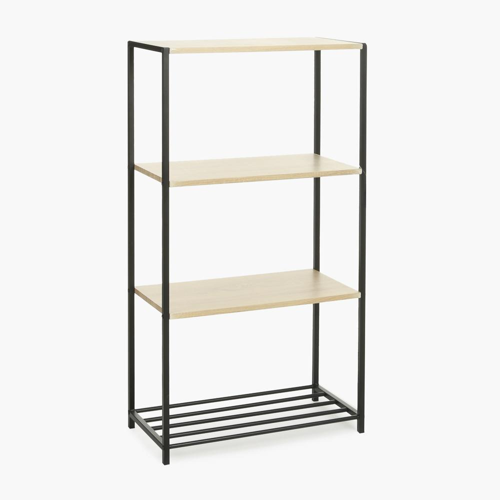 SM Home Gyder 4 Tier Shelf (Brown)