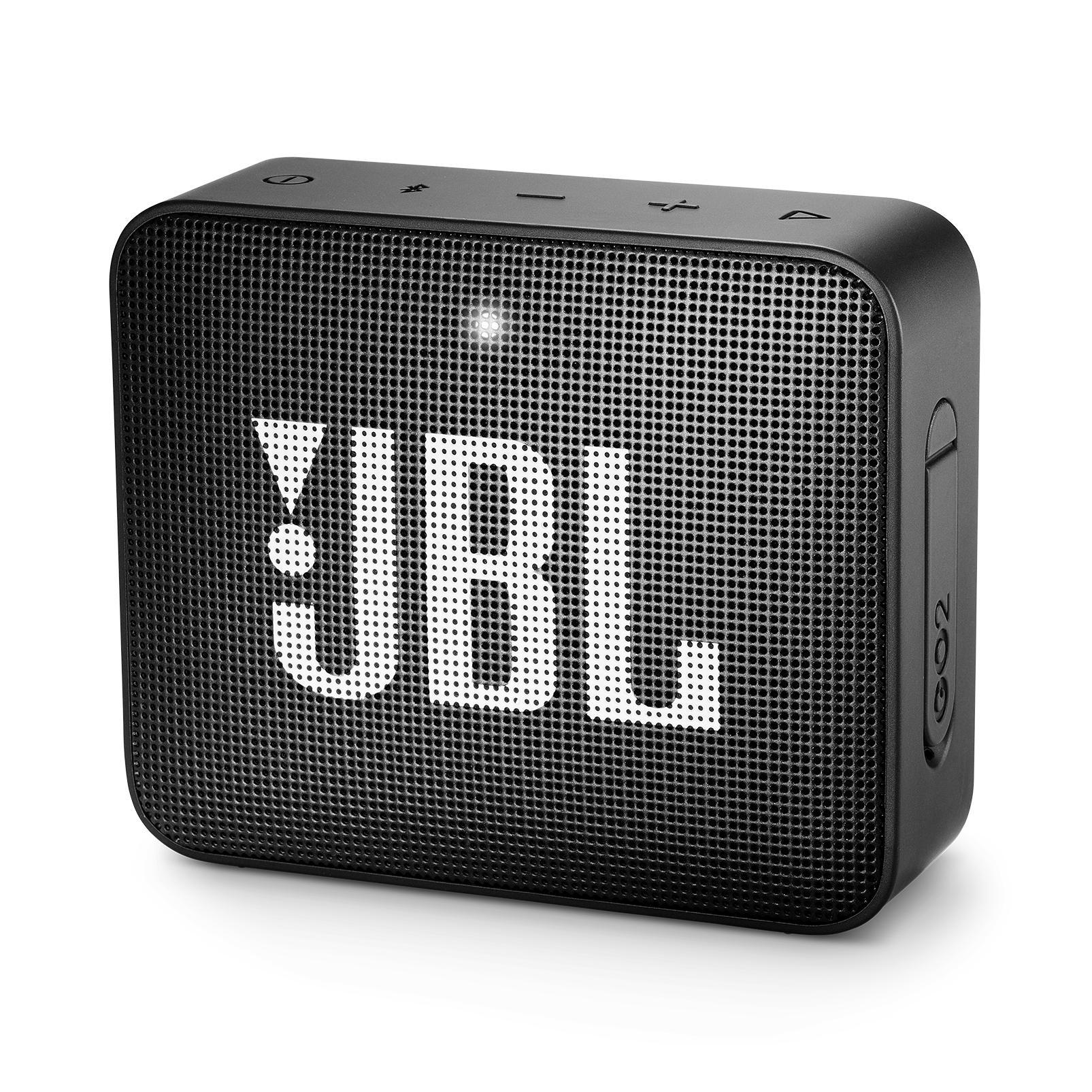 JBL Go 2 Waterproof Portable Bluetooth Speaker with Speaker Phone Function