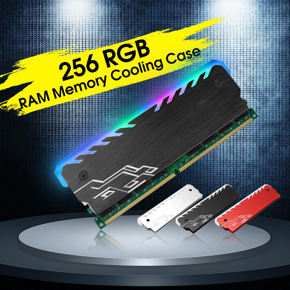 Cpu Fans For Sale Heatsinks Prices Brands Specs In Deep Cool Z5 2pcs Memory Cooling Heatsink Pc Rgb Light Effect Glow Aluminum Magnesium Alloy Black Intl