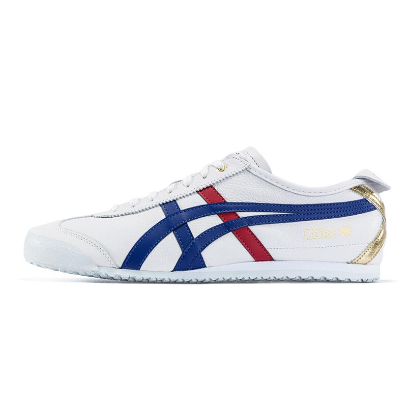 new product 7a3e8 cfda3 [TRENDING] Onitsuka Tiger TIGER Leisure MEXICO66 Men's Shoes Female Li  Yuchun Celebrity Style Athletic Shoes D507L