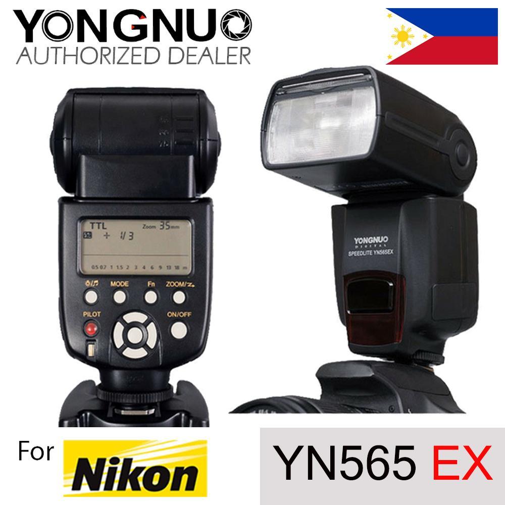 Yongnuo Camera Flash Philippines Lights For Sale Yn 565ex Ii Ttl Lcd Canon Yn565ex N Speedlite With I Nikon Cameras Yn565 Ex