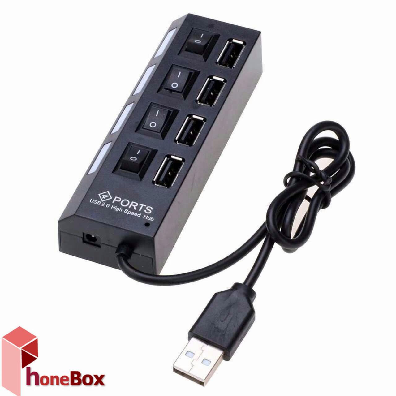Usb Hub For Sale Port Prices Brands Specs In 7 20 4ports Speed With On Off Switch And Cable Universal High
