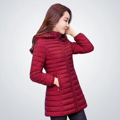 97b60ccba Winter New Products Cotton-padded Clothes women Korean Style Slim Fit down  Jacket Cotton-