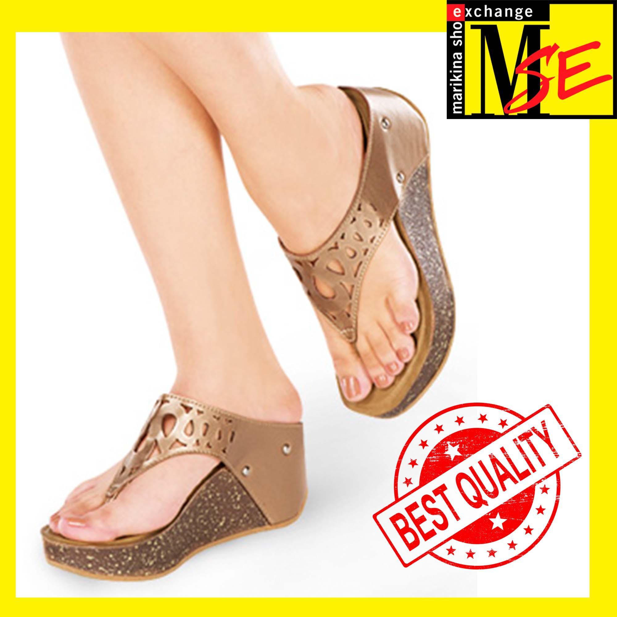 Womens Heel Shoes For Sale High Heels Online Brands Prices Sepatu Boot Wanita Rc316 Mse Wedge Sandals Women Casual Party Brown Marikina Shoe Exchange