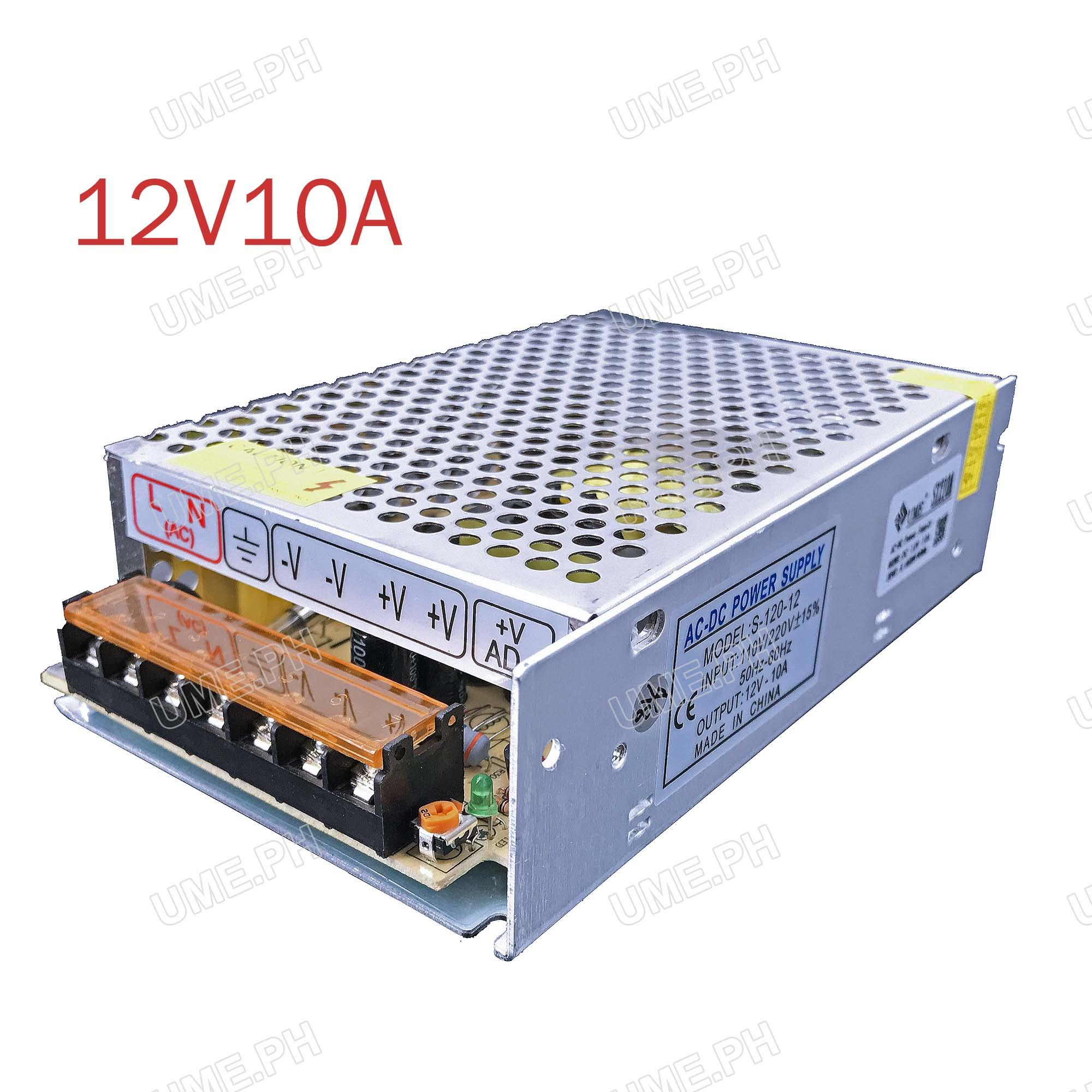Pc Power Supply For Sale Computer Prices Brands 138v 40a Stabilized Ume Cctv Centralize Adapter Dc 12v10a S1210a