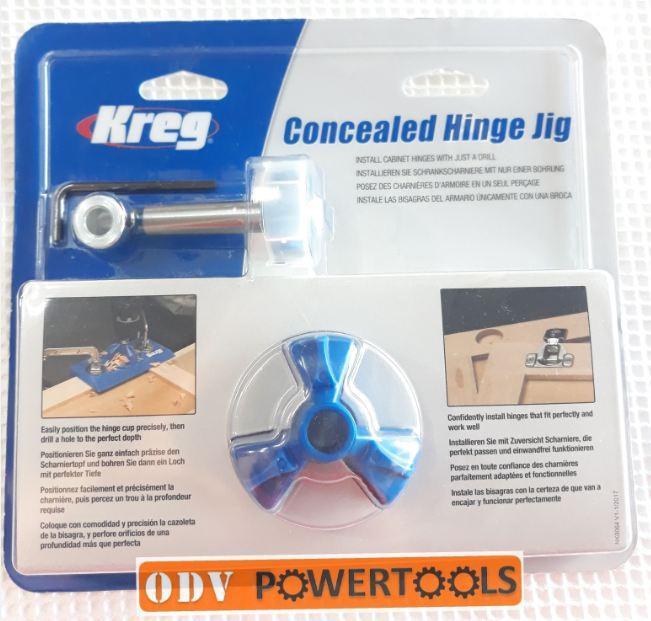 KREG Concealed Hinge Jig