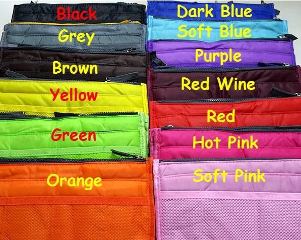 Dual Bag Organizer (13 Colors Selection) Philippines