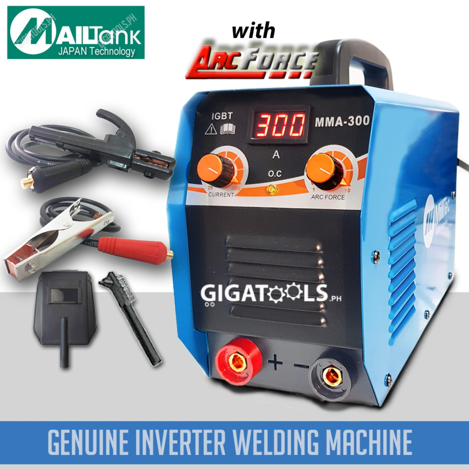 Welding For Sale Equipment Prices Brands Review In Arc Transformer Power Controller Circuit New Mailtank Mma 300g With Force Inverter Igbt Machine