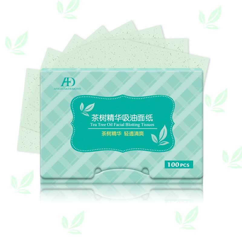 Facial Female Oil-control Facial Tissue Oil-absorbing Sheets Philippines