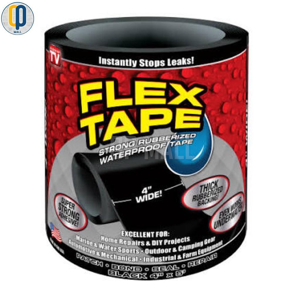Opmall Flex Tape Strong Rubberized Stops Leaks Waterproof Tape By Op Mall.
