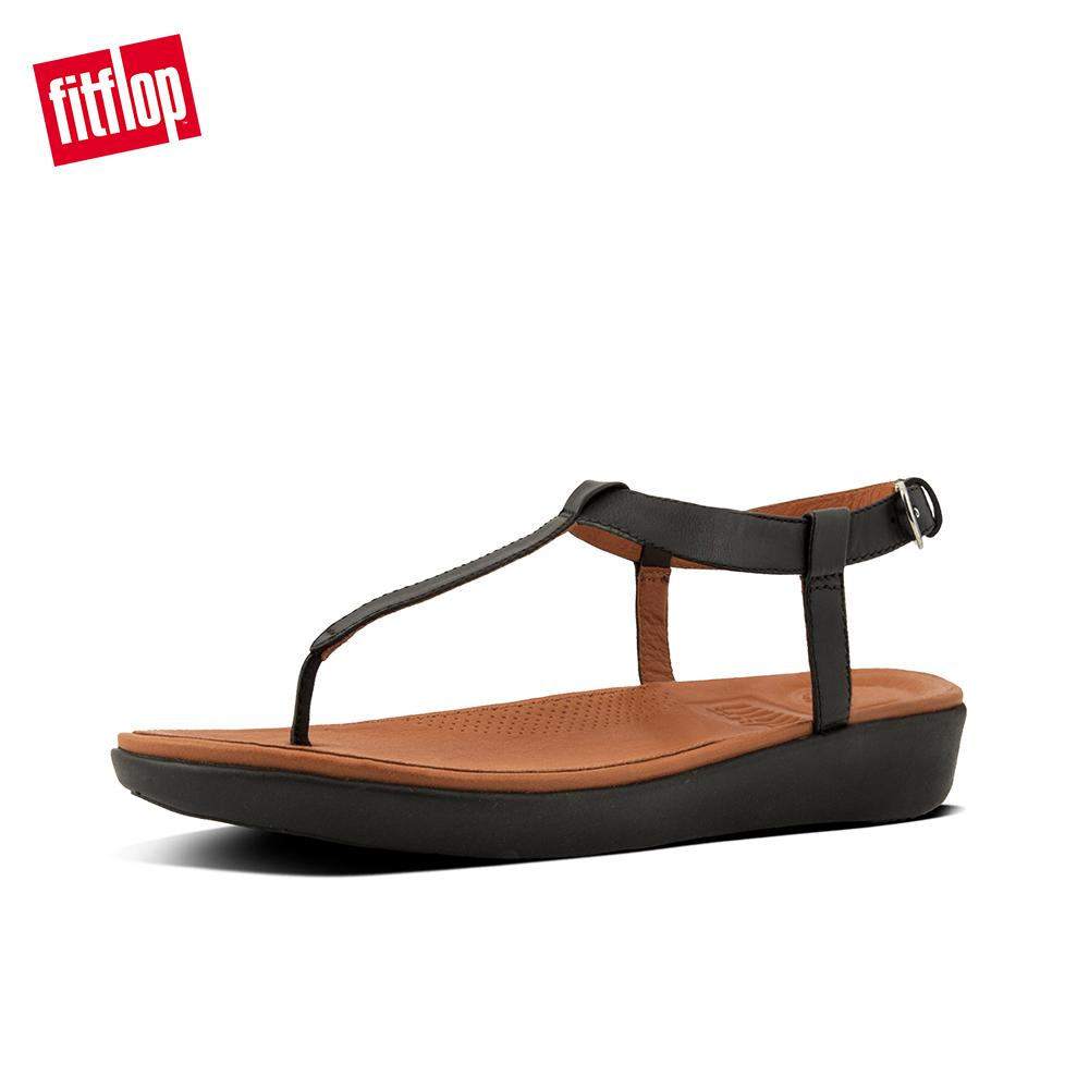 timeless design dc4e5 ed28a Fitflop Women's Sandals L36 TIA TOE-THONG SANDALS - LEATHER LEATHER CASUAL  lightweight comfort fashion New