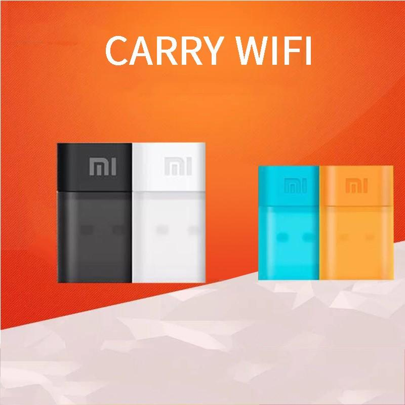 Xiaomi Mini Wifi Router USB Portable 150Mbps WIFI Wireless Router Internet  Adapter For Mobile Phone Tablet Portable WiFi