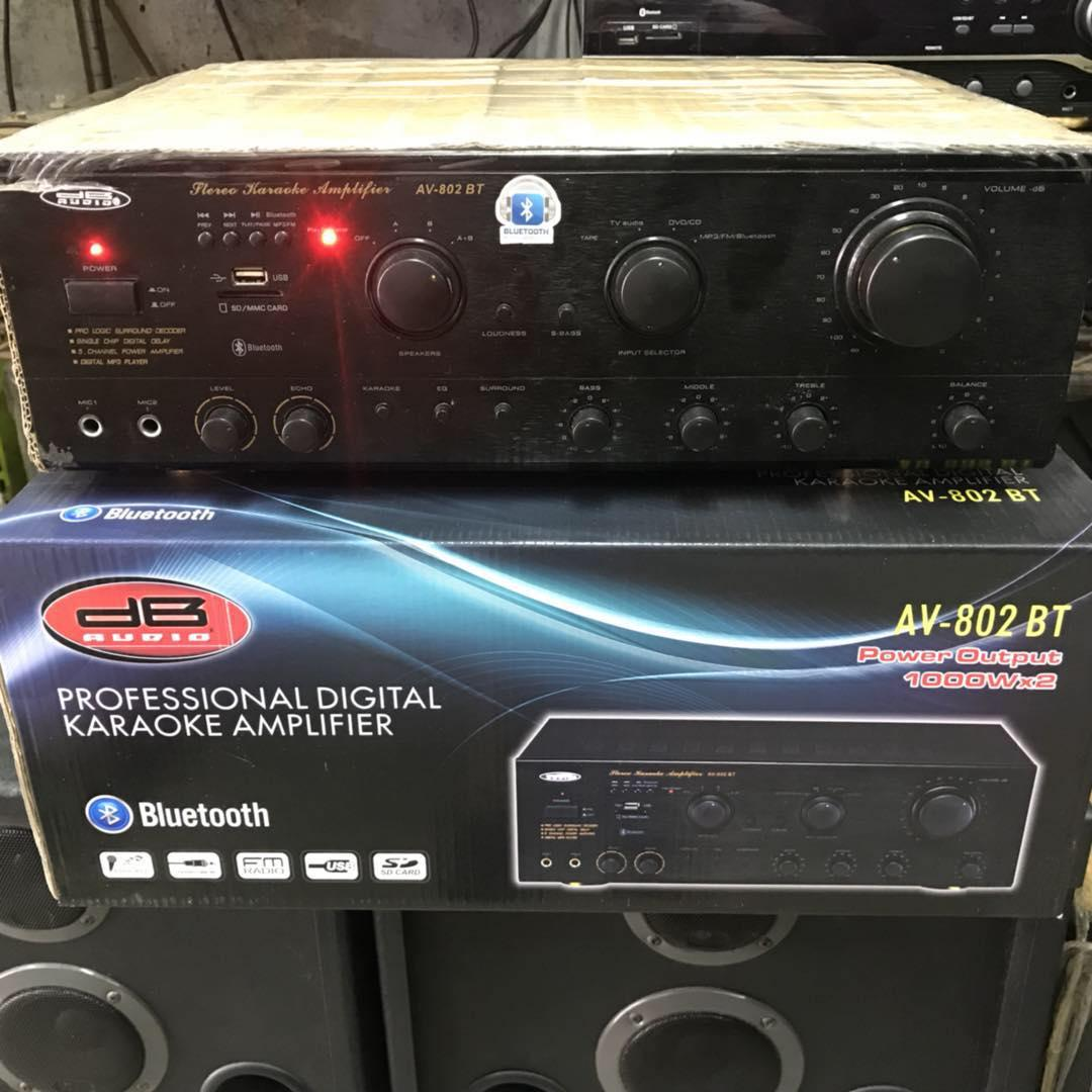 Audio Amplifier For Sale Av Receiver Prices Brands Specs In 5w Stereo Db 802bt