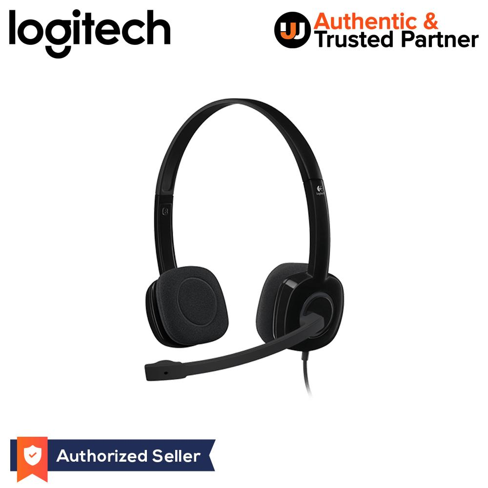 Logitech Gaming Headphones Philippines For G231 Prodigy Headset H151 Stereo With Noise Cancelling Mic Black