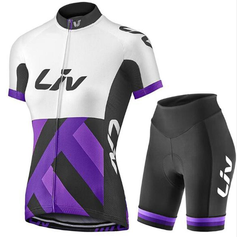 9bf3d8288 WomanCycling Jersey Mtb Bicycle Clothing Bike Wear Clothes Short Maillot  Roupa Ropa