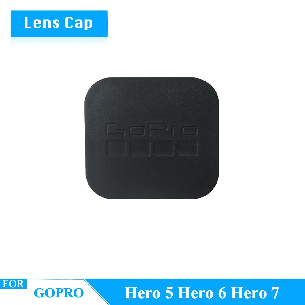 Plastic Lens Cap Cover With Logo For Gopro Hero5 And Hero6 Black Accesories By Onelink Trading