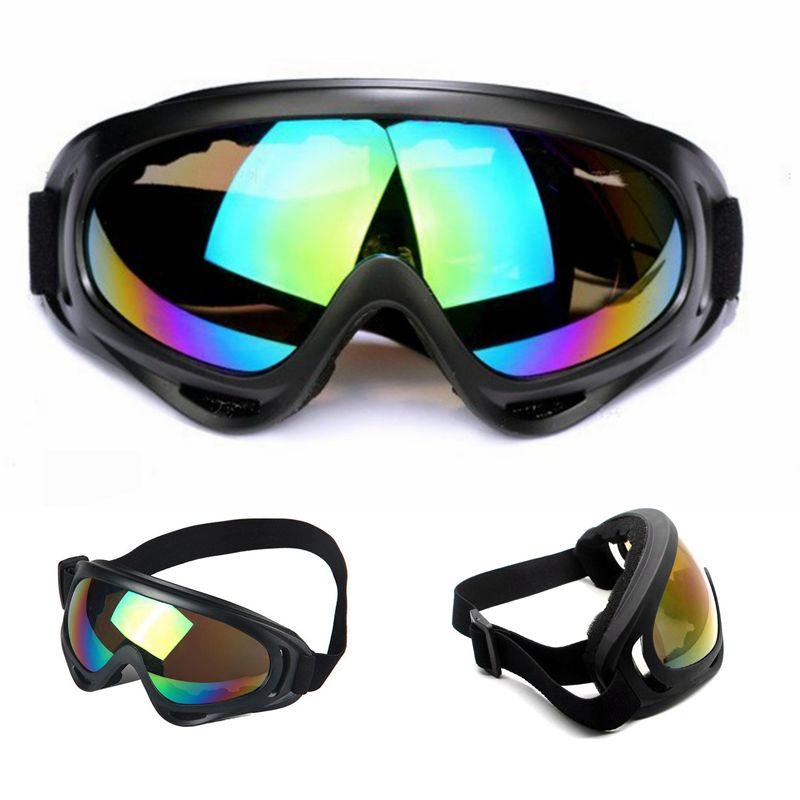 X400 Glasses Ski Googles Outdoor Sport Snow Sunglasses Windproof Motorcycle Cycling UV Protection Sunglasses