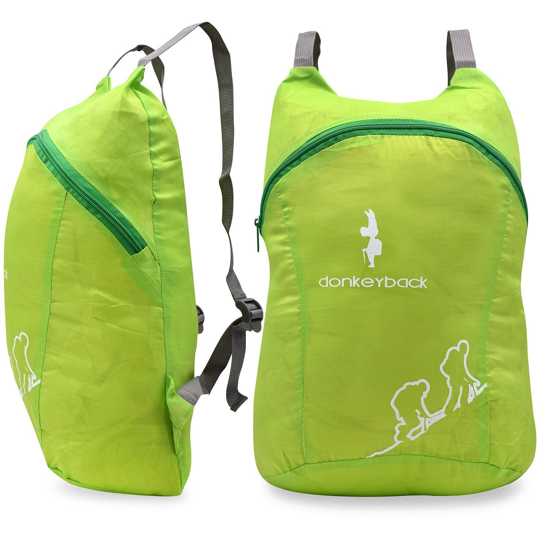 20L Donkeyback Extra Backpack Ultra Compact & Super Lightweight Trekking Bag