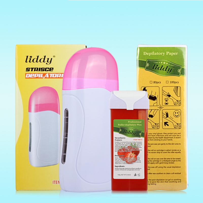 3 In 1 Portable Electric Wax Heater Thermostatic Depilatory