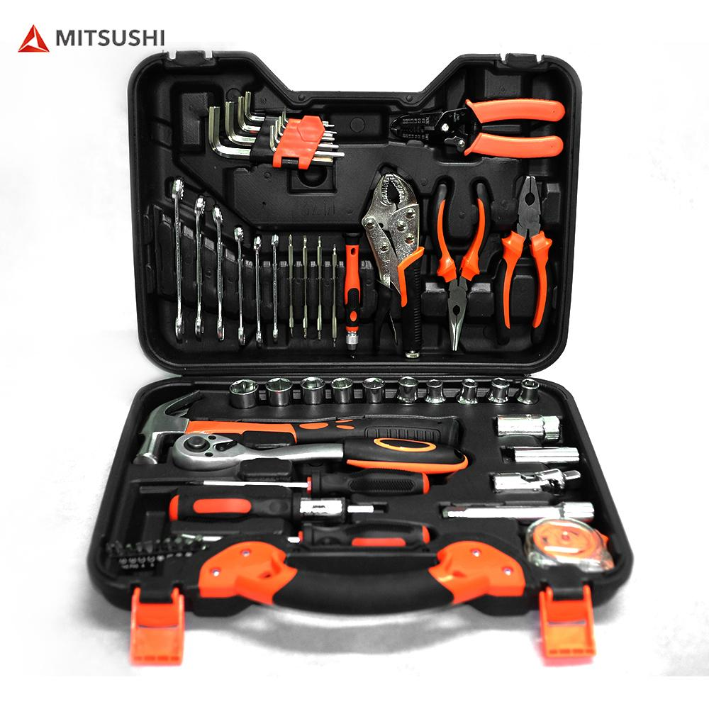 Mitsushi 56pcs Auto Service Vehicle Repair Tool Kit Philippines