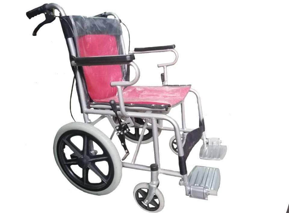 Traveller Wheelchair Red